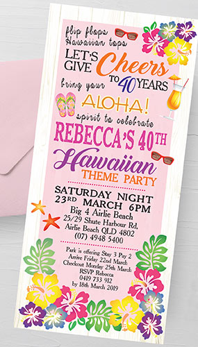Kdee Designs invitations