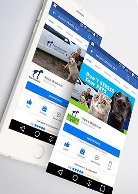 Kdee Designs social media marketing