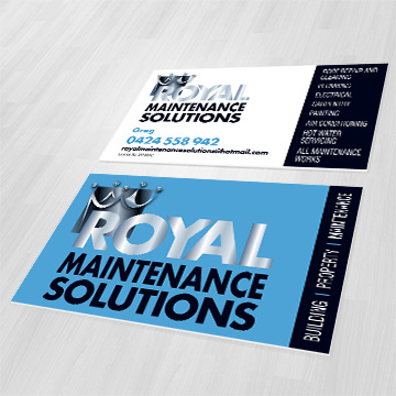 Logo and Business Card Design by Kdee Designs