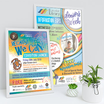 Poster design by Kdee Designs