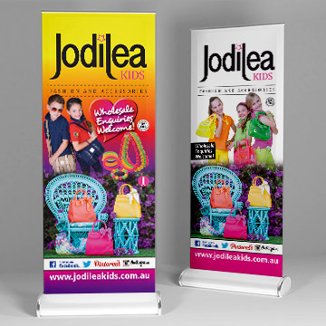 Pull Up Banner design by Kdee Designs