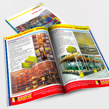 Catalogue design by Kdee Designs