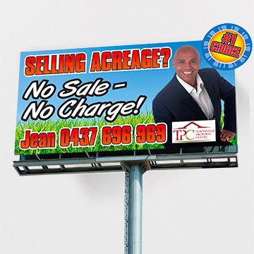 Billboard design by Kdee Designs