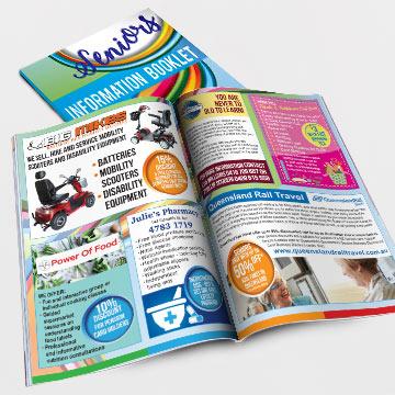 Brochure design by Kdee Designs