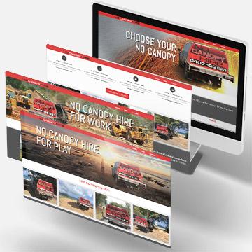 Mobile-friendly website design by Kdee Design